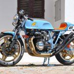 HONDA CB400SS GULF